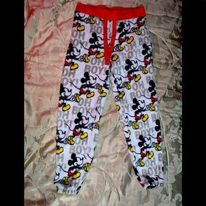 DISNEY Mickey Mouse Soft PJ Pants